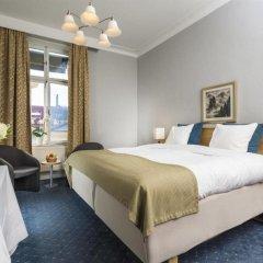 Отель Crystal Plaza Hotel Швеция, Стокгольм - 13 отзывов об отеле, цены и фото номеров - забронировать отель Crystal Plaza Hotel онлайн комната для гостей фото 4