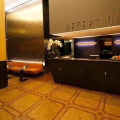 Central Plaza Hotel интерьер отеля