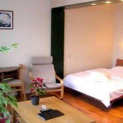 Отель New Continental Business Flats Брюссель комната для гостей