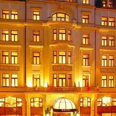 Отель Art Nouveau Palace Прага городской автобус