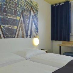 Отель B&B Hotel Leipzig-Nord Германия, Нордост - отзывы, цены и фото номеров - забронировать отель B&B Hotel Leipzig-Nord онлайн комната для гостей фото 2