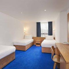 Отель Central Park Великобритания, Лондон - 1 отзыв об отеле, цены и фото номеров - забронировать отель Central Park онлайн комната для гостей фото 3