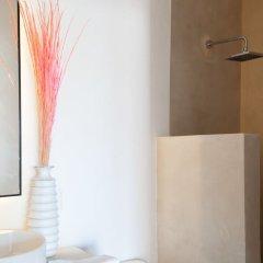 Отель Dewl Studios & Residences - The Kahlo Мексика, Плая-дель-Кармен - отзывы, цены и фото номеров - забронировать отель Dewl Studios & Residences - The Kahlo онлайн ванная