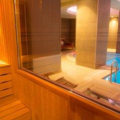 Отель Mood Design Suites сауна