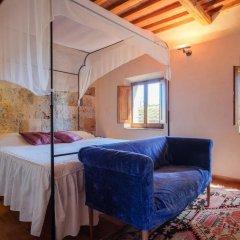 Отель Torre Bella Италия, Сан-Джиминьяно - отзывы, цены и фото номеров - забронировать отель Torre Bella онлайн комната для гостей фото 5