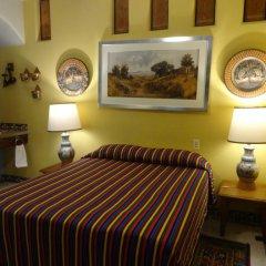 Отель Casa de las Flores Мексика, Тлакуепакуе - отзывы, цены и фото номеров - забронировать отель Casa de las Flores онлайн комната для гостей фото 5