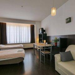 Отель Budget Flats Antwerpen комната для гостей фото 3