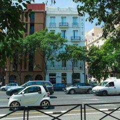 Отель Blanq Carmen Hotel Испания, Валенсия - отзывы, цены и фото номеров - забронировать отель Blanq Carmen Hotel онлайн парковка