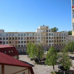 Гостиница Серпуховской Двор балкон