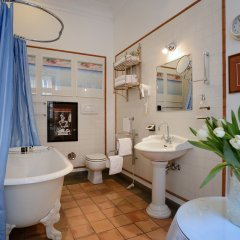 Hotel Cairoli ванная