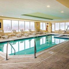 Отель Comfort Suites Manassas Battlefield Park бассейн