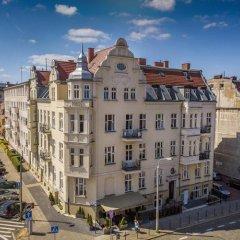 Отель Apartamenty Classico - M9 Польша, Познань - отзывы, цены и фото номеров - забронировать отель Apartamenty Classico - M9 онлайн балкон
