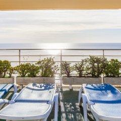 Отель Gran Cervantes By Blue Sea парковка
