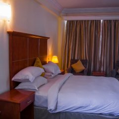 The Westwood Hotel Ikoyi Lagos 4* Стандартный номер с различными типами кроватей фото 14