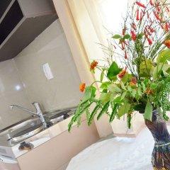 Отель Villa Velzon Guesthouse Черногория, Будва - отзывы, цены и фото номеров - забронировать отель Villa Velzon Guesthouse онлайн ванная фото 2