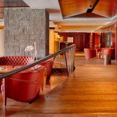 Отель Nh Collection Marina Генуя гостиничный бар