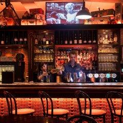 Art Deco Masonic Hotel гостиничный бар