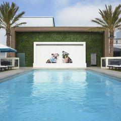Отель London West Hollywood at Beverly Hills бассейн фото 2
