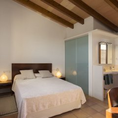 Отель Agroturismo Ses Arenes комната для гостей фото 4