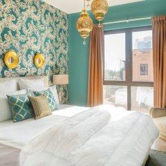 Апартаменты Dream Inn Dubai Apartments - Kamoon комната для гостей фото 4