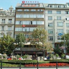 Отель Ramada Prague City Centre (ex. Ramada Grand Symphony) Прага городской автобус