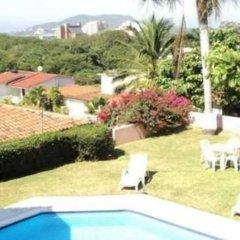 Отель Villa Palomas Ixtapa бассейн фото 2