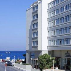 Mitsis La Vita Beach Hotel пляж фото 2