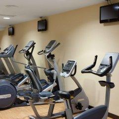 Отель NH Ribera del Manzanares фитнесс-зал