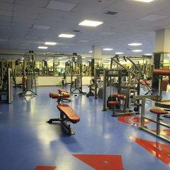 Гостиница Continent фитнесс-зал