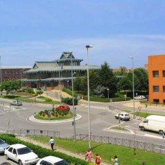 Отель Santander Antiguo Испания, Сантандер - отзывы, цены и фото номеров - забронировать отель Santander Antiguo онлайн парковка