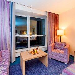 Гостиница Korston Tower 4* Стандартный номер с двуспальной кроватью фото 7
