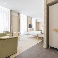 Отель Boscolo Lyon Франция, Лион - отзывы, цены и фото номеров - забронировать отель Boscolo Lyon онлайн комната для гостей фото 2