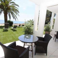 Отель Dolce Vita Франция, Аджассио - отзывы, цены и фото номеров - забронировать отель Dolce Vita онлайн балкон