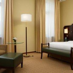Гостиница Hilton Москва Ленинградская 5* Номер Делюкс с различными типами кроватей фото 21