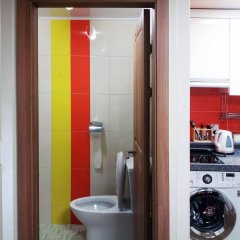 Отель L-House ванная фото 2