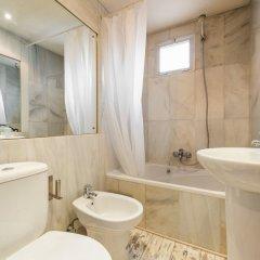 Отель Apartamento mercado San Miguel Испания, Мадрид - отзывы, цены и фото номеров - забронировать отель Apartamento mercado San Miguel онлайн ванная