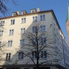 Отель Der Tannenbaum Германия, Мюнхен - отзывы, цены и фото номеров - забронировать отель Der Tannenbaum онлайн вид на фасад
