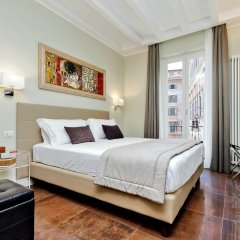 Отель Piazza Venezia Grand Suite Рим комната для гостей