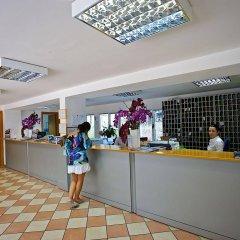 Отель Horizont Resort интерьер отеля