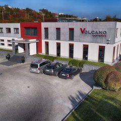 Volcano Spa Hotel Прага парковка