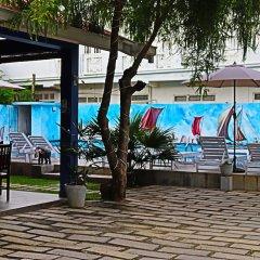 Blueelephant Boutique Hotel бассейн фото 3