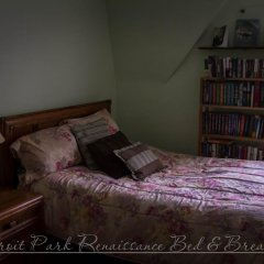 Отель Ledroit Park Renaissance Bed and Breakfast США, Вашингтон - отзывы, цены и фото номеров - забронировать отель Ledroit Park Renaissance Bed and Breakfast онлайн сейф в номере