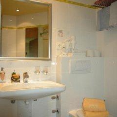 Hotel St. Virgil Salzburg Зальцбург ванная