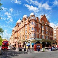 Отель Hilton London Hyde Park фото 10
