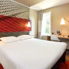 Отель Ibis Brussels Erasmus Брюссель комната для гостей