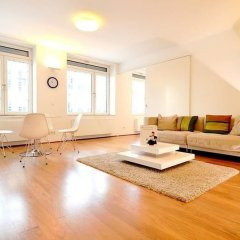 Апартаменты Vienna Residence Stylish Apartment for two People in the Center of Vienna Вена фитнесс-зал