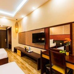 Отель Hamya Hotsprings and Resort сейф в номере
