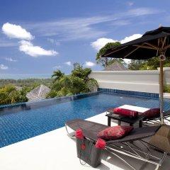 Отель The Pavilions Phuket бассейн