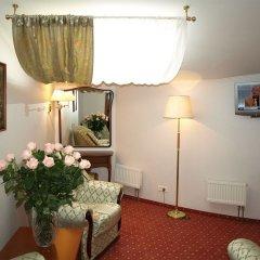 Отель Ассамблея Никитская Москва удобства в номере фото 2