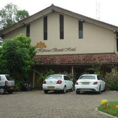 Отель Hibiscus Beach Hotel & Villas Шри-Ланка, Ваддува - отзывы, цены и фото номеров - забронировать отель Hibiscus Beach Hotel & Villas онлайн парковка